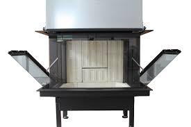 Spartherm Premium A-3RL-80h otwieranie do mycia szyb