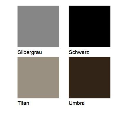 Hase Sila Plus kolory korpusu